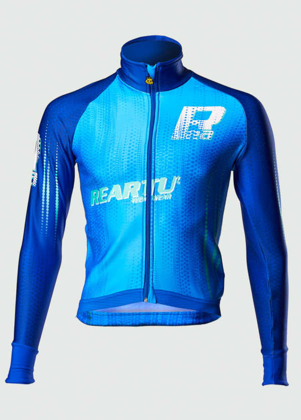 ReArtu Padded Blue Waves Event®Jacket 1