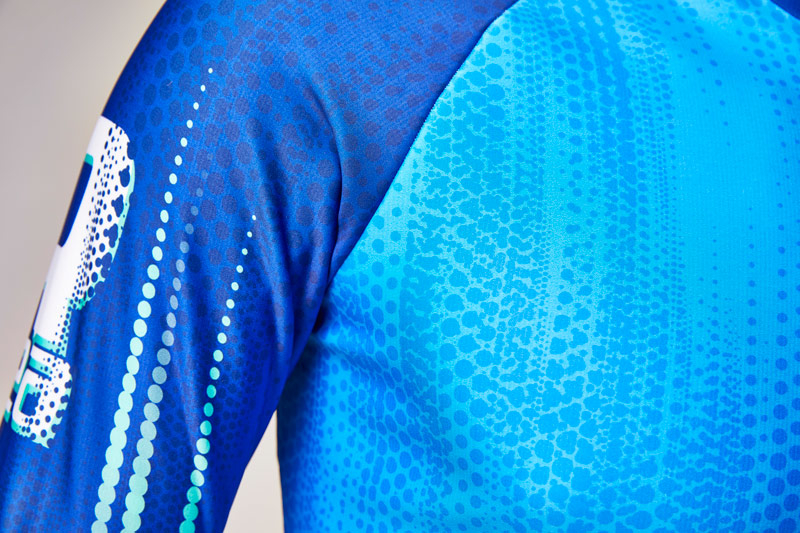 ReArtu Padded Blue Waves Event®Jacket 6