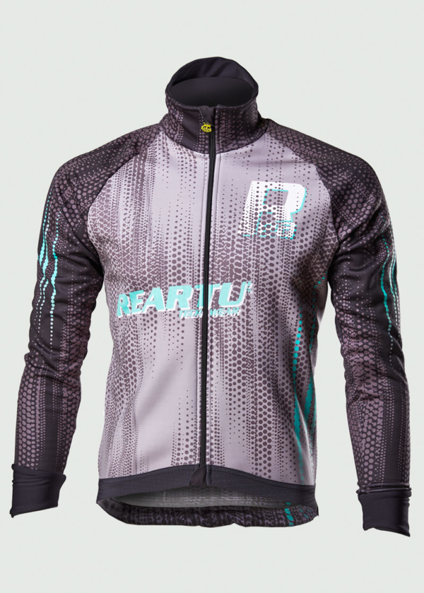 ReArtu-gray-waves-cycling-padded-Jacket-1