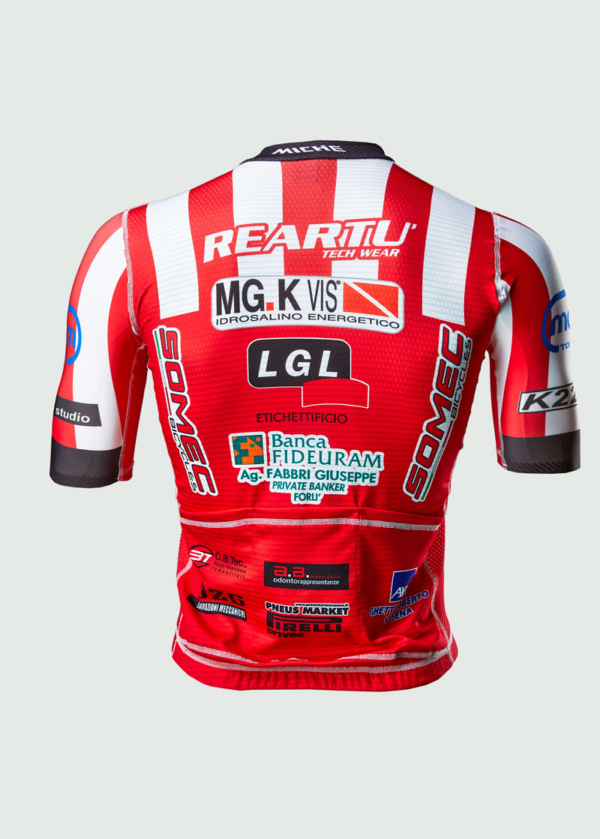 Somec Mg.k vis LGL Team Jersey 15