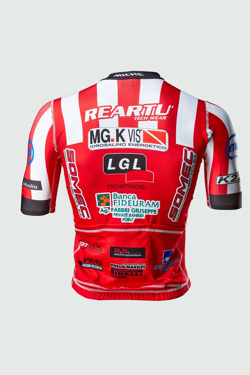 Somec Mg.k vis LGL Team Jersey 15