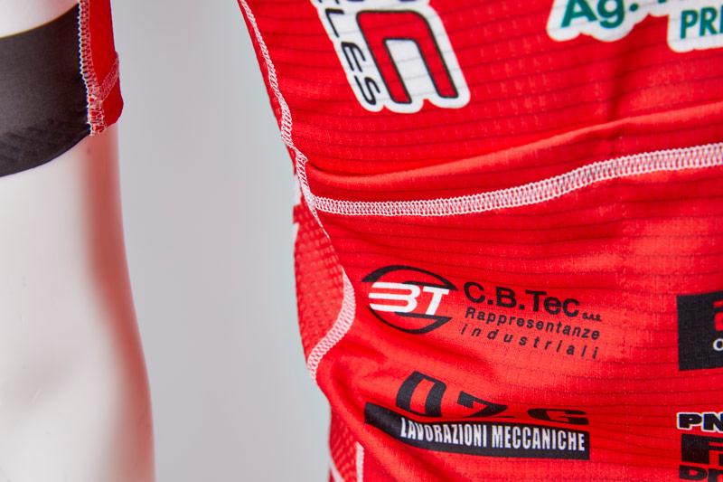 Somec Mg.k vis LGL Team Jersey 17